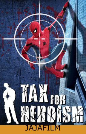 Tax for heroism (crossover Spider-Man/Alex Rider) by jajafilmE2