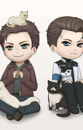 ☆~DBH Oneshots~☆ by MoonKreationz