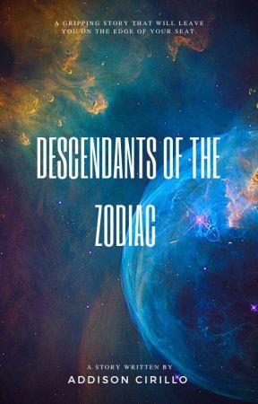 Descendants of the Zodiac by addison_cirillo