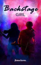 Backstage Girl by JKMacLaren