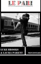 Le pari → Luke Brooks by TheQueen-A