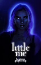 LITTLE ME graphic shop  by heyitsoma