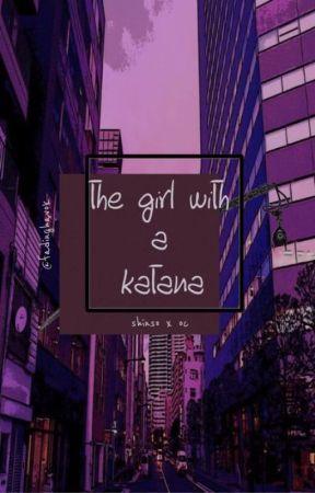The girl with a Katana by fadinghavok