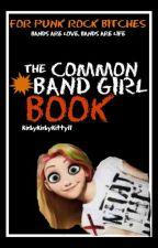 The Common Band Girl Book by kirbykirbykitty11