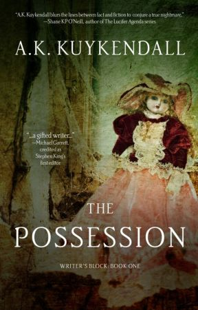 The Possession by thewriterofbooks