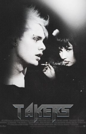 Takers {Michael Clifford} by ittsaboutime