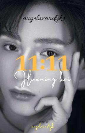 11:11 ➪ 𝖧𝗎𝖾𝗇𝗂𝗇𝗀 𝖪𝖺𝗂 by -angelavandijk