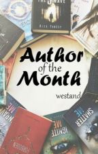 Author of the Month by westand