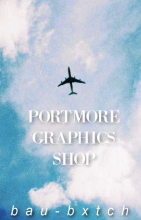 PORTMORE: The Graphics Shop [TEMP. CLOSURE] by cavxlry-lassie