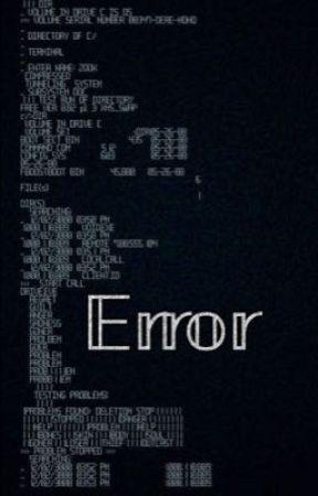 Error by NuggetsUntamed