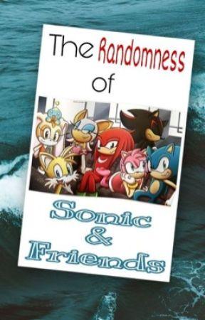 The Randomness of Sonic & Friends! by TheKeybladesChosen