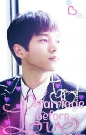 Marriage before love (Infinite Myungsoo fanfic) by kanghira