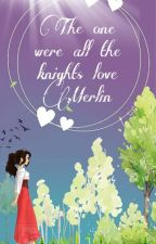 The One Where All The Knights Love Fem!Merlin by Sunflowerseed090
