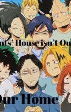 UA is our Home: Our parents' house isn't  by fanfictionreadervek