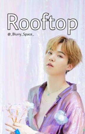 Rooftop [yoonkook au] by _Blurry_Space_