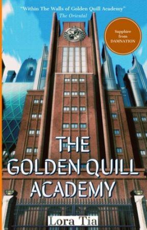 Golden Quill Academy by WordSmith001