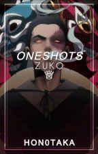 ONESHOTS™ ♕ zuko 祖寇 by hon0taka