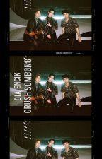 DIA Encik Crush Sombong! by mrsmeandyou17