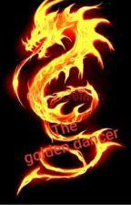 The golden Dancer by Bluesliver0707