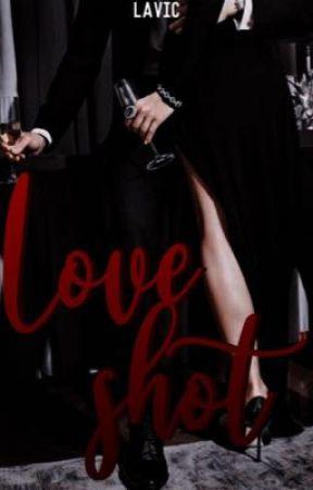 Love shot - Henry Gabrielle Vargaz by adorablesugaplum