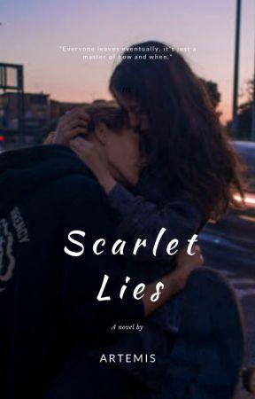 Scarlet Lies by Artemis7171