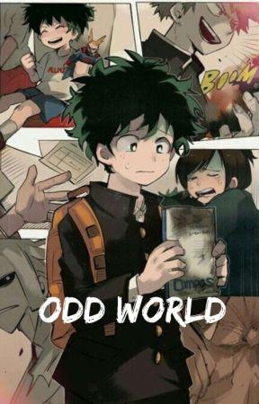 Odd World {Depressed Izuku AU}  by pocki_katsu