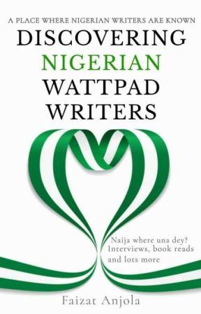 Discovering Nigerian Wattpad Writers by Fizasaura