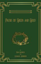 Paths of green and gold by NekoIkemoto
