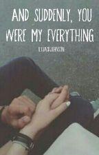 and suddenly, you were my everything » j.j by ilyjackjohnson