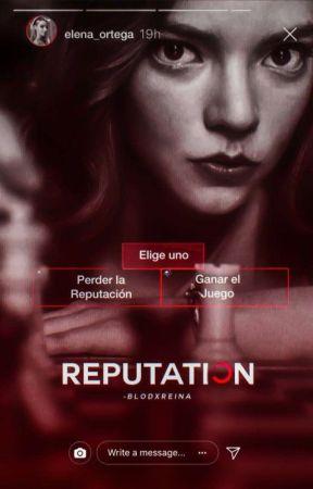REPUTATION ━ control z  by blodxreina-