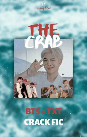 🦀 THE CRAB 🦀   KNJ [crack fic] by -naughtae