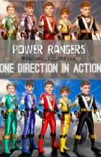 Power Rangers: One Direction in Action (ON HOLD) by Heart_of_a_Dreamer