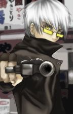 Gunslinger: the traveler by ReginoSalamat