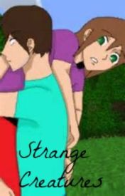 Nice Sprites and Strange Creatures (A Minecraft Story Book 2) by AlkingDUtutalumII