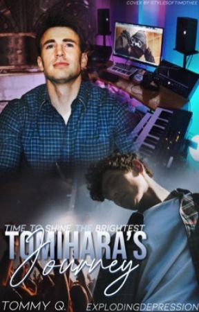 Tomihara's Journey | ᴜɴᴇᴅɪᴛᴇᴅ by explodingdepression