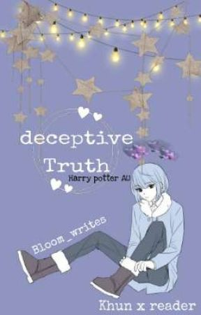 Deceptive truth   khun x reader   Harry Potter AU by bloom_writes