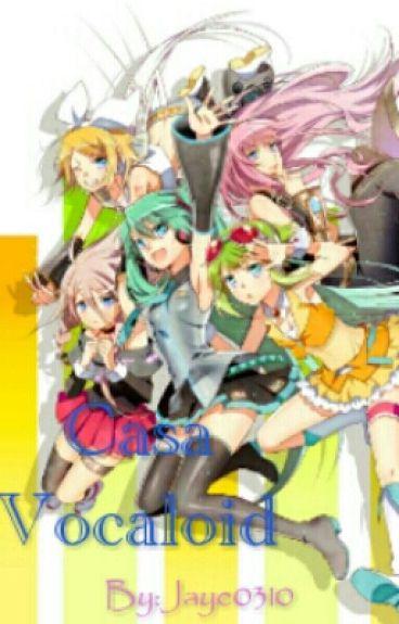 Casa Vocaloid [EDITANDO]