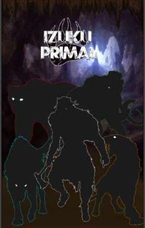 Izuku Primal  by Yamil10000
