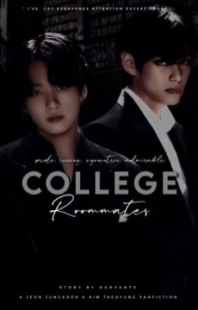 college roommates ◆ jjk by luvjecn