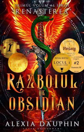 Războiul de obsidian  by alexiadauphin
