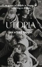 Utopia (fantasy!au) -  Ateez by percyxb