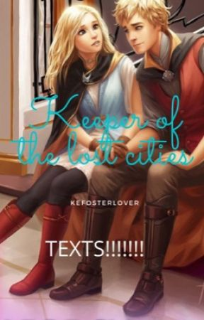 Kotlc texting!!!!! by KEEFOSTERLOVER