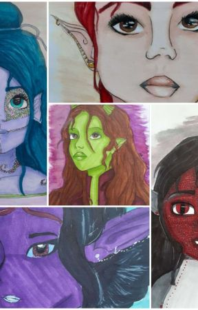 Art book #2 by RaeFarrar