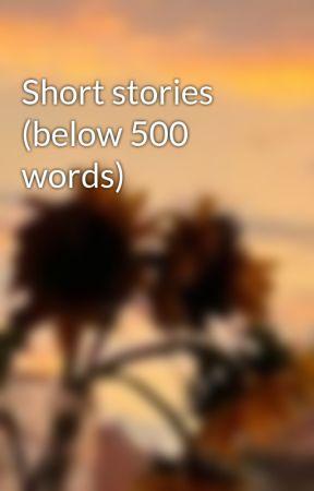 Short stories (below 500 words) by girlsalias_