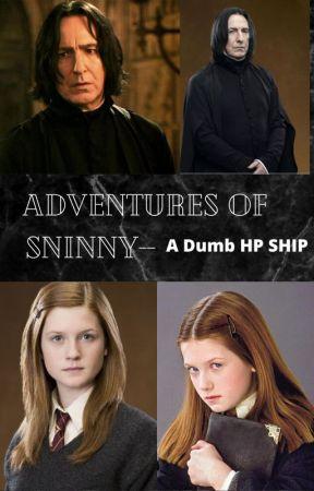 Adventures in Sninny --- A Dumb HP Ship by katarinalovestowrite