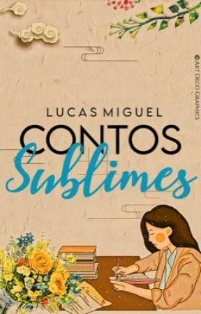 Contos Sublimes by lucas_mi