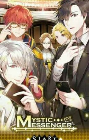 Mystic Messenger RP by -moonlightxrose