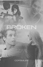 broken ↠ lrh by oopsmuke