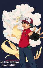 Ash the Dragon Specialist by kurenohikari