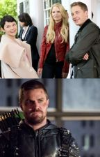 Once Upon An Arrow Time by CapSuper-Arrow